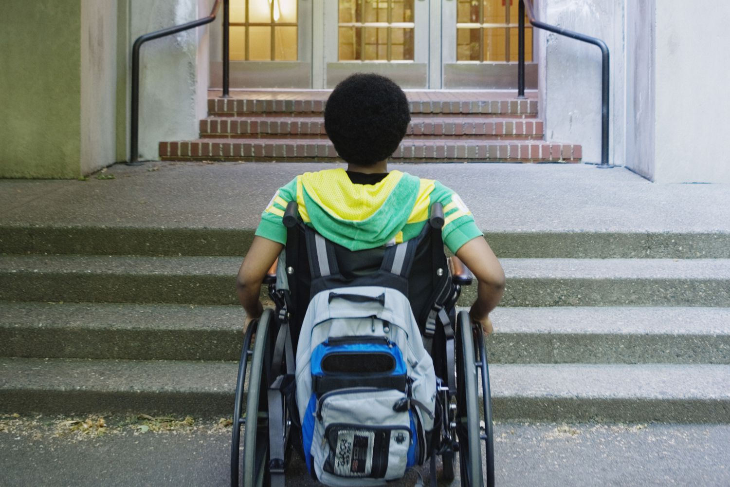 Orthopedic Impairments And Special Needs Students