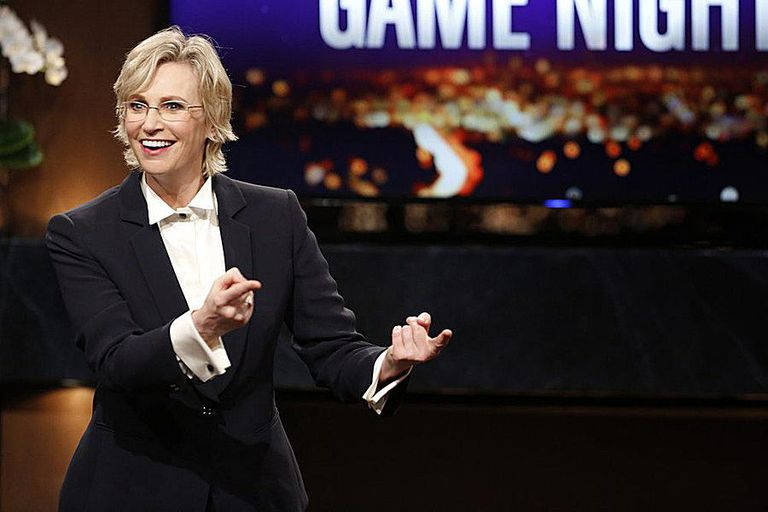jane lynch hollywood game night