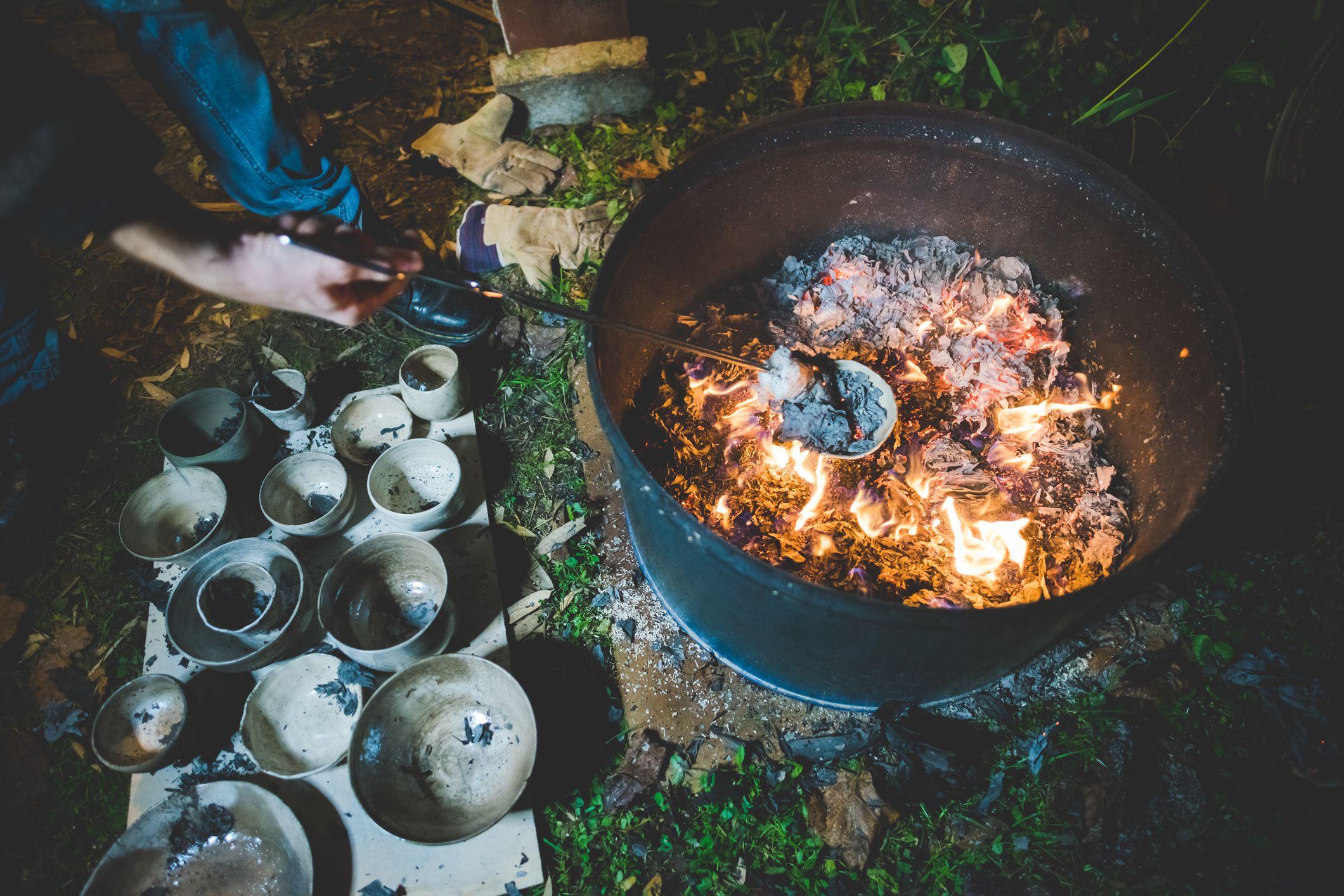 What Is Raku Pottery