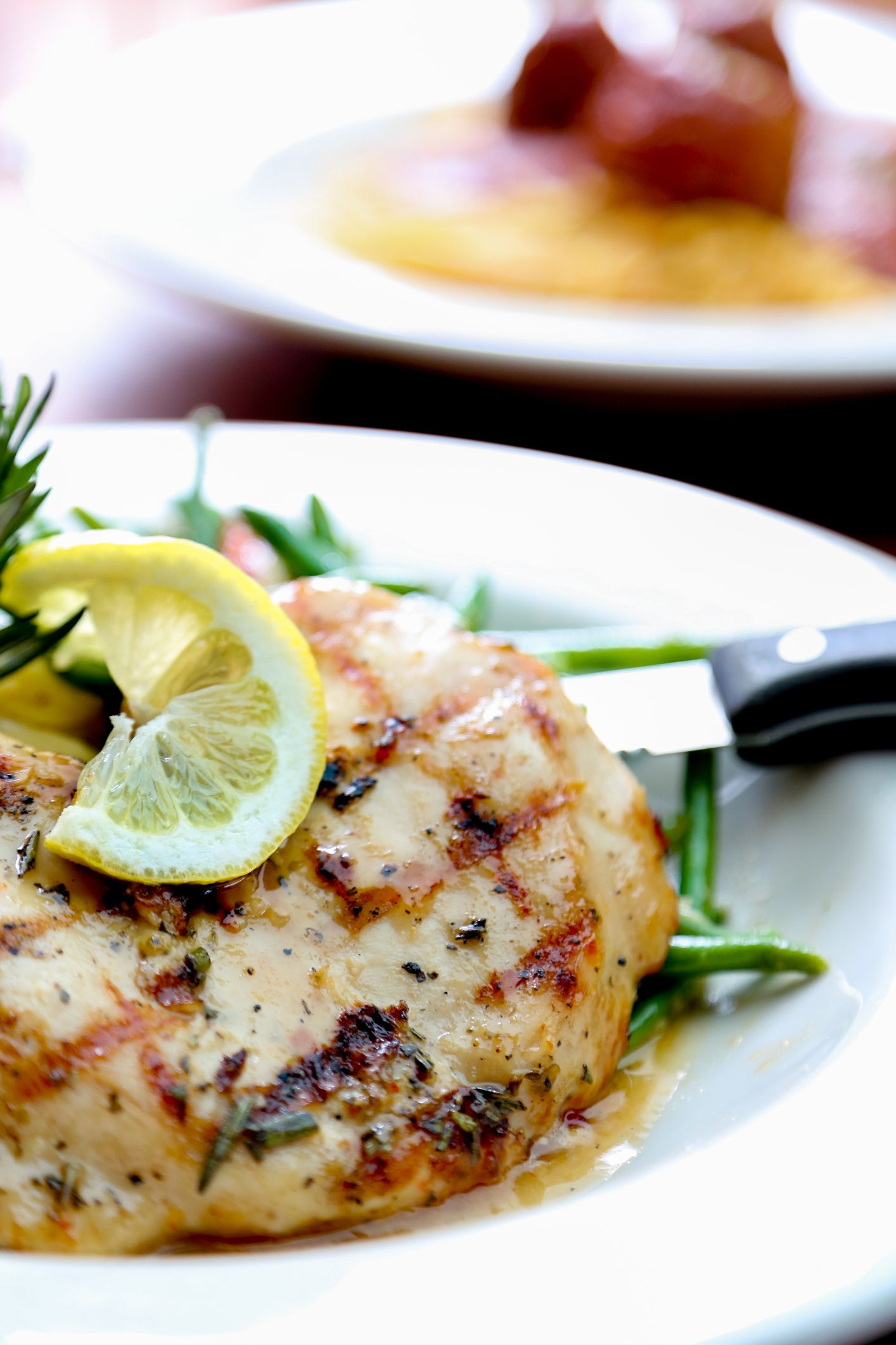 How To George Foreman Grill The Best Lemon Garlic Chicken