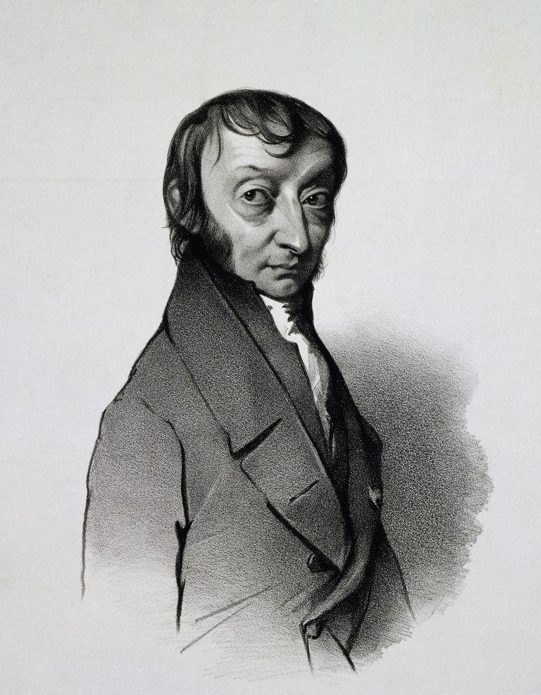 Italian chemist Amedeo Avogadro
