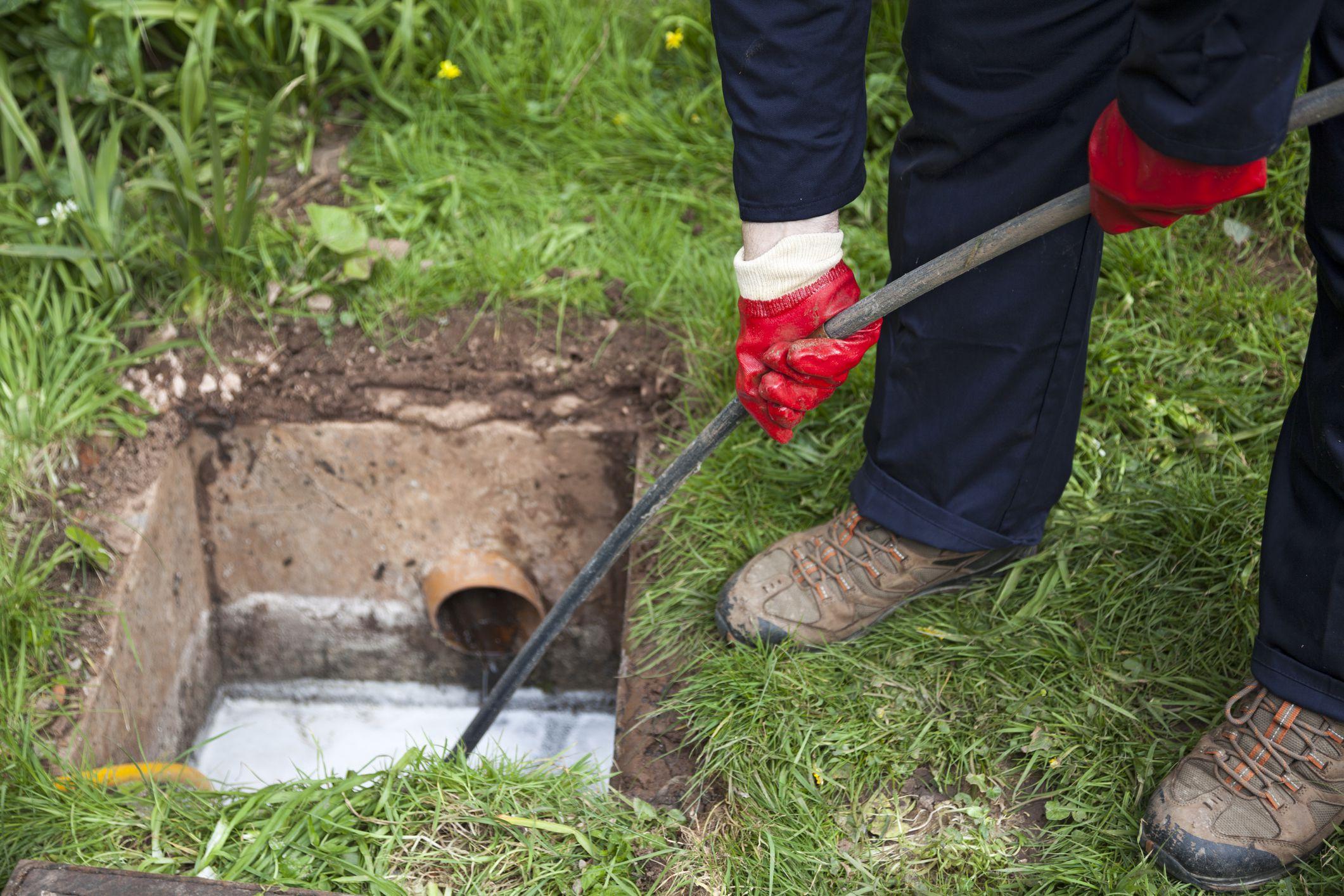 How to Maintain a Yard Drain