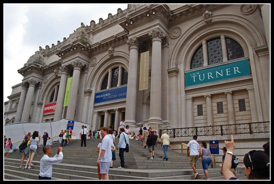 Metropolitan museum of art visitors guide for Metropolitan museum of art in new york