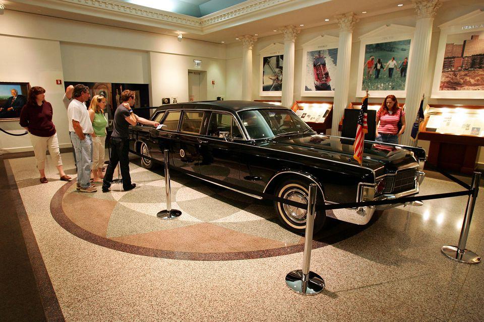 Richard Nixon's Presidential Limousine