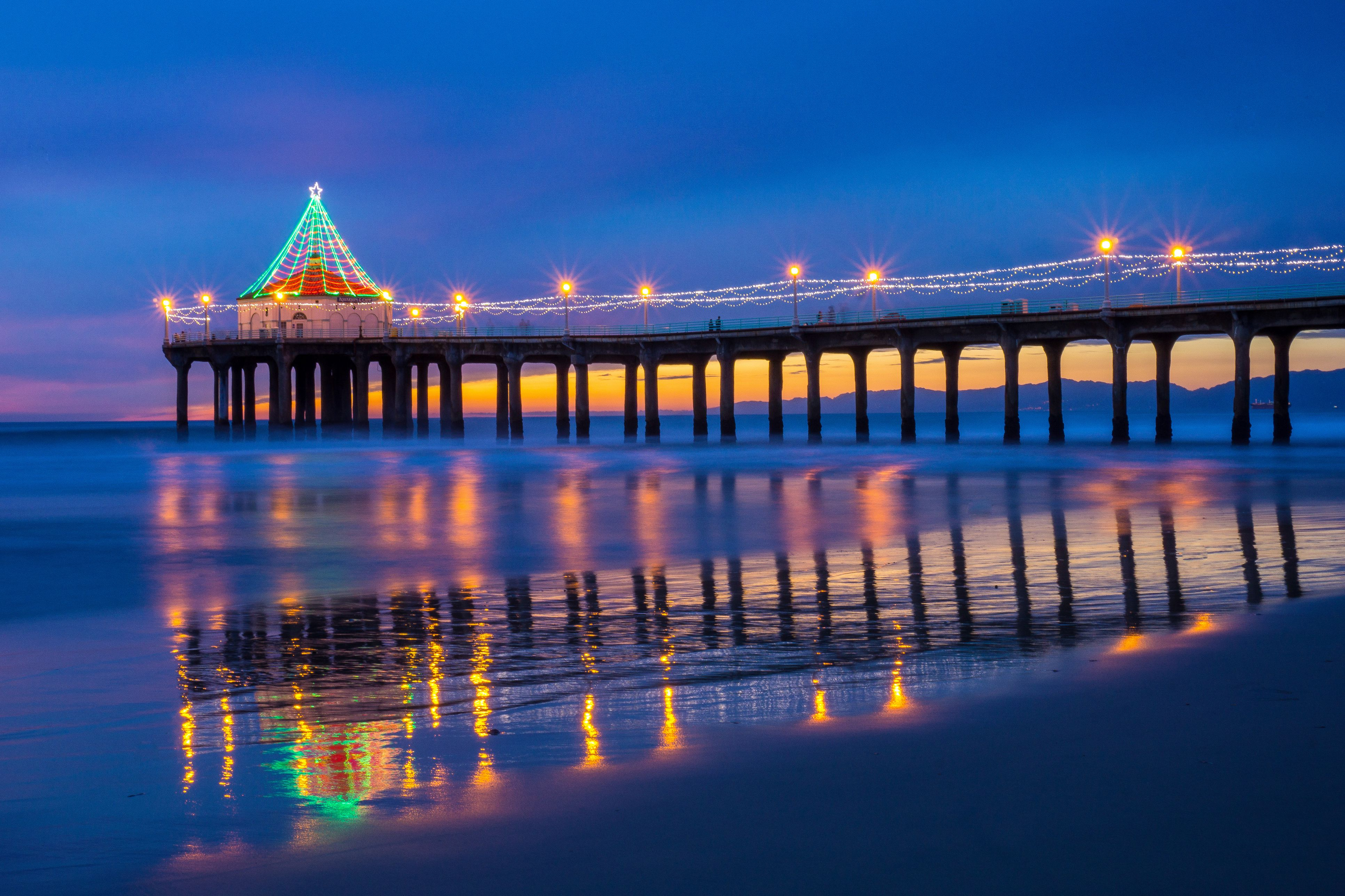 What Is The Weather In Manhattan Beach California
