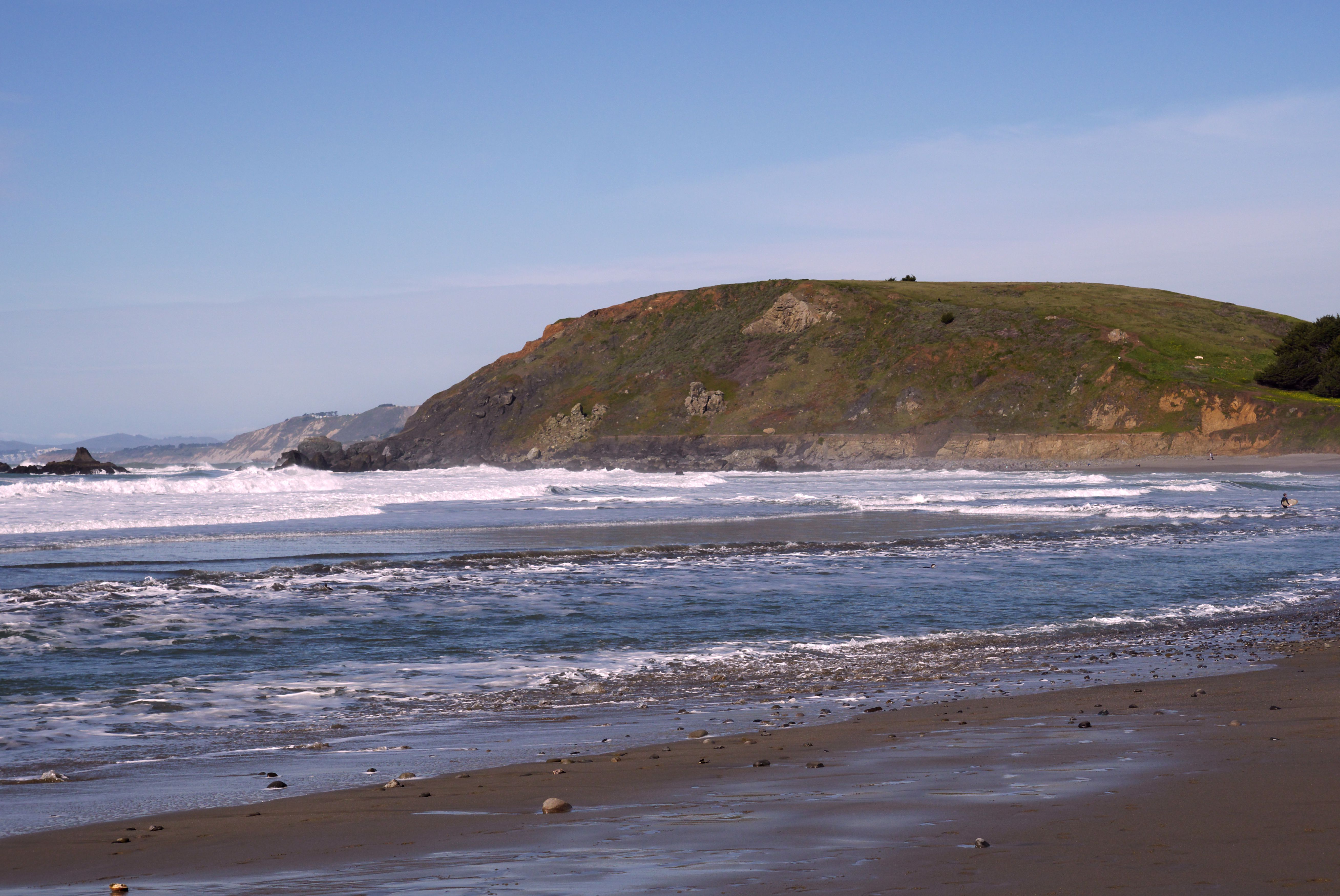 Pacifica State Beach Camping