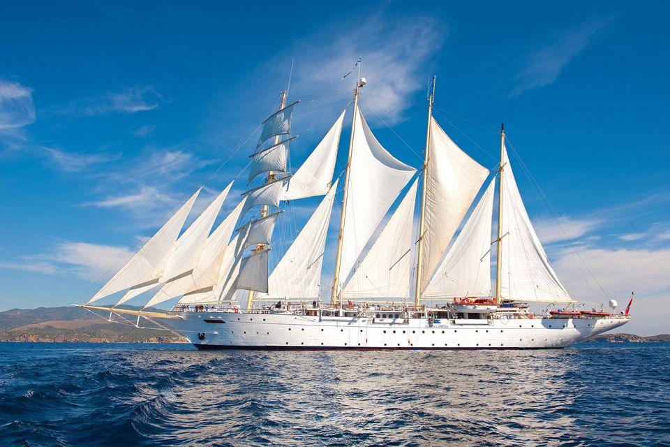 Star Flyer cruise ship
