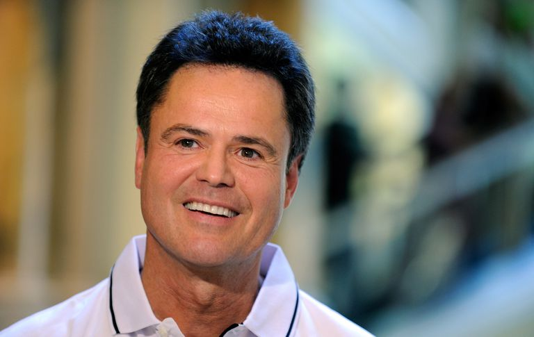 Even performers like Donny Osmond live with anxiety.