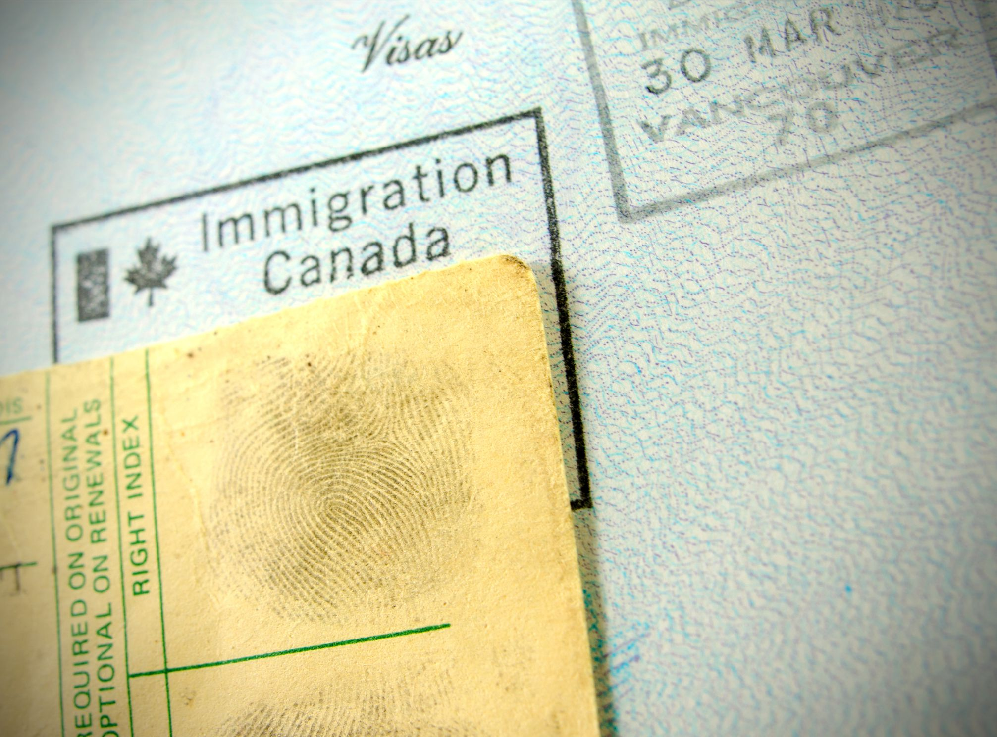 How to find a passport office near you fingerprints on an american stamped passport visa page aiddatafo Image collections