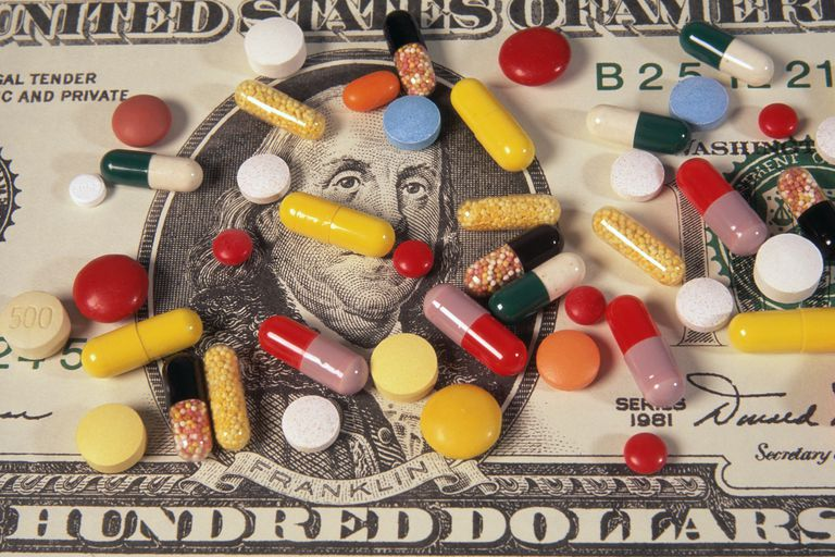 Buying generic drugs can be a big cost savings.