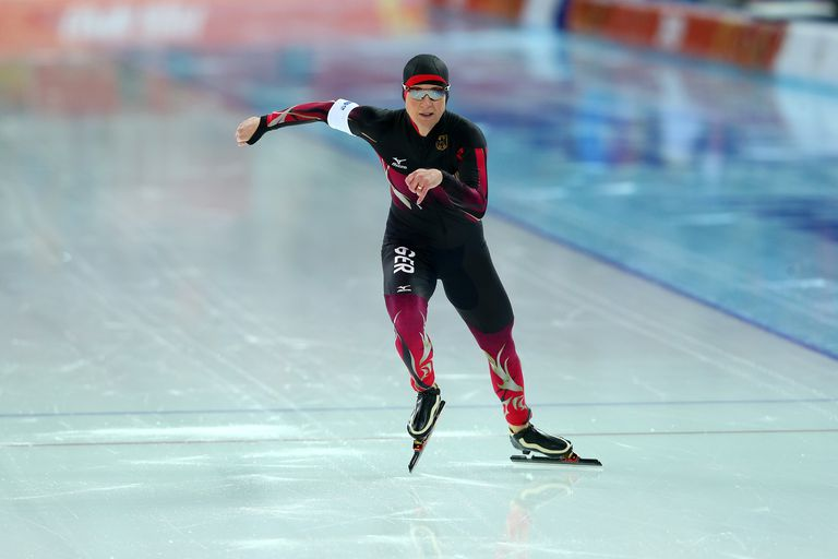 Olympic Women Skaters: Some Women Athletes