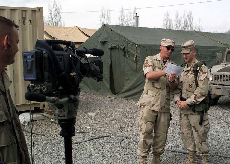 Air Force Master Sgt Ron Przysucha