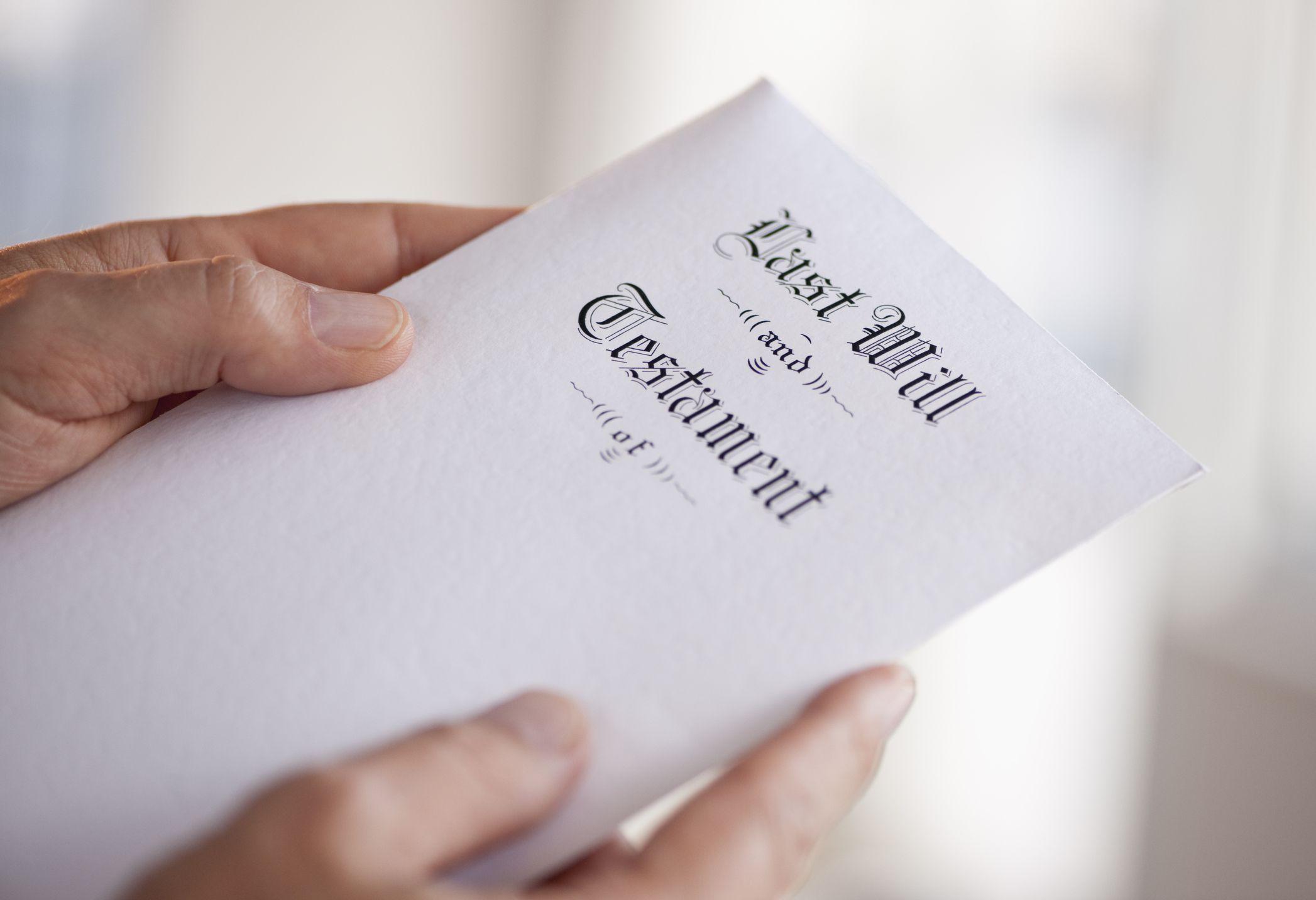 James Gandolfini's Last Will and Testament