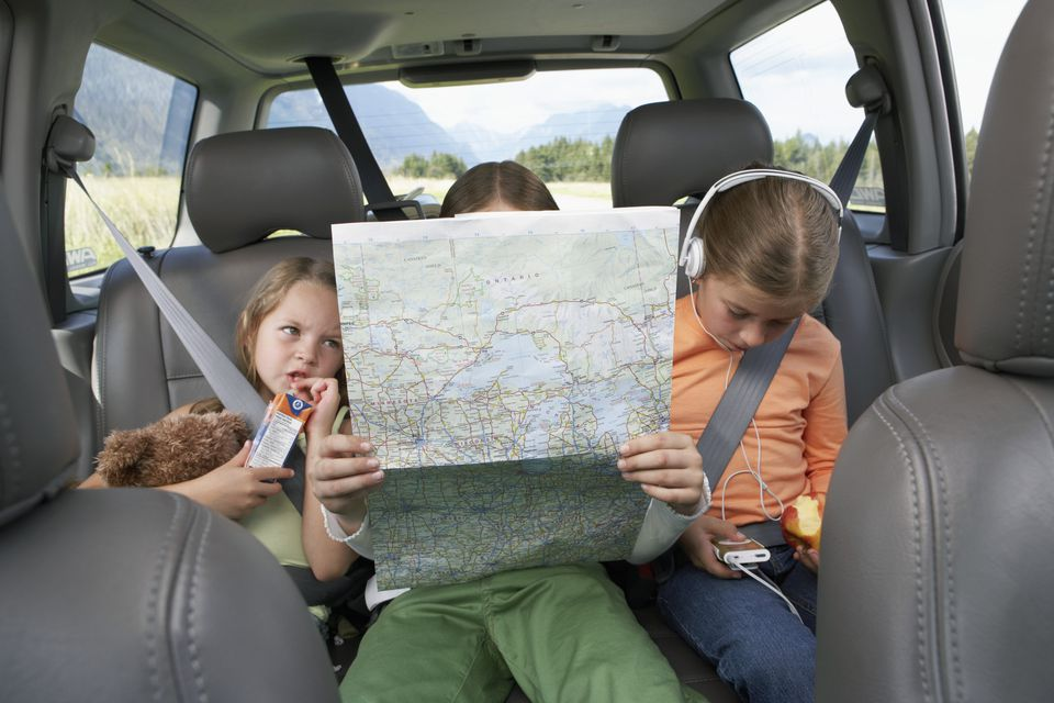 Pack your car for a road trip