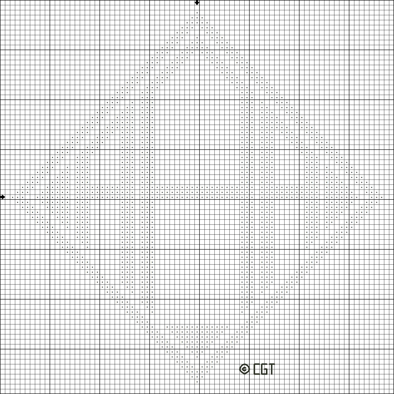 Free Monogram Cross Stitch Patterns
