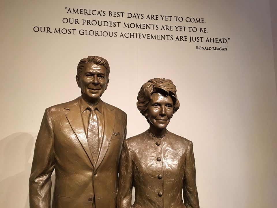 The Reagan Library