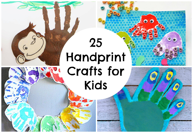 15 fingerprint crafts for kids