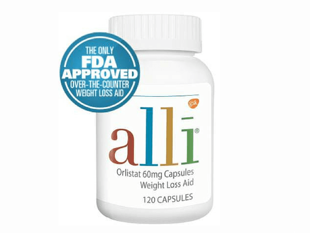 Alli Pill For Weight Loss Does It Work And Is It Safe