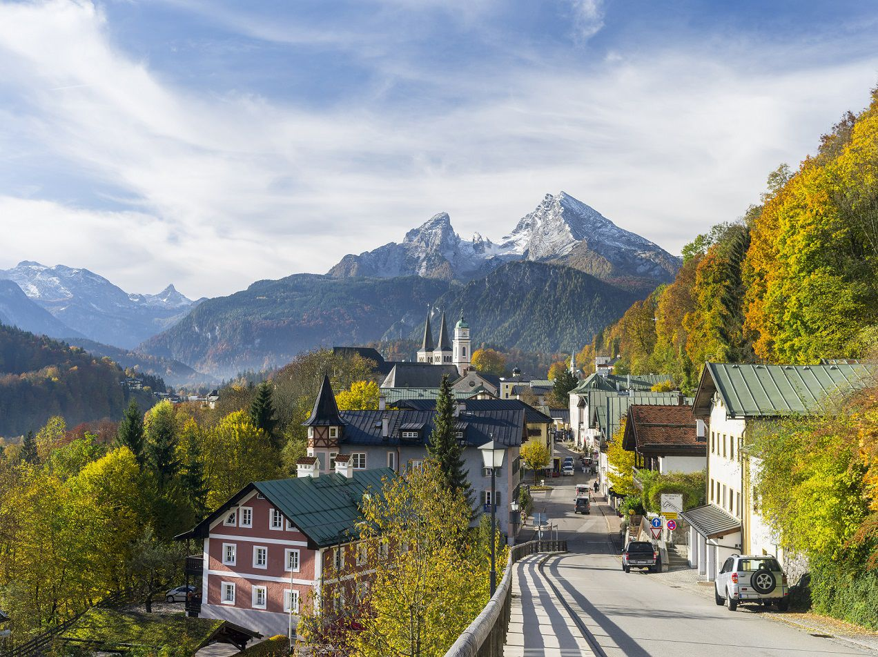 Guide To Berchtesgaden Germany