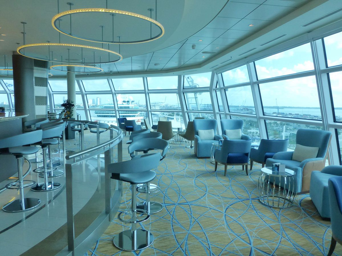 Captains Club lounge - Celebrity Cruises - Cruise Critic ...