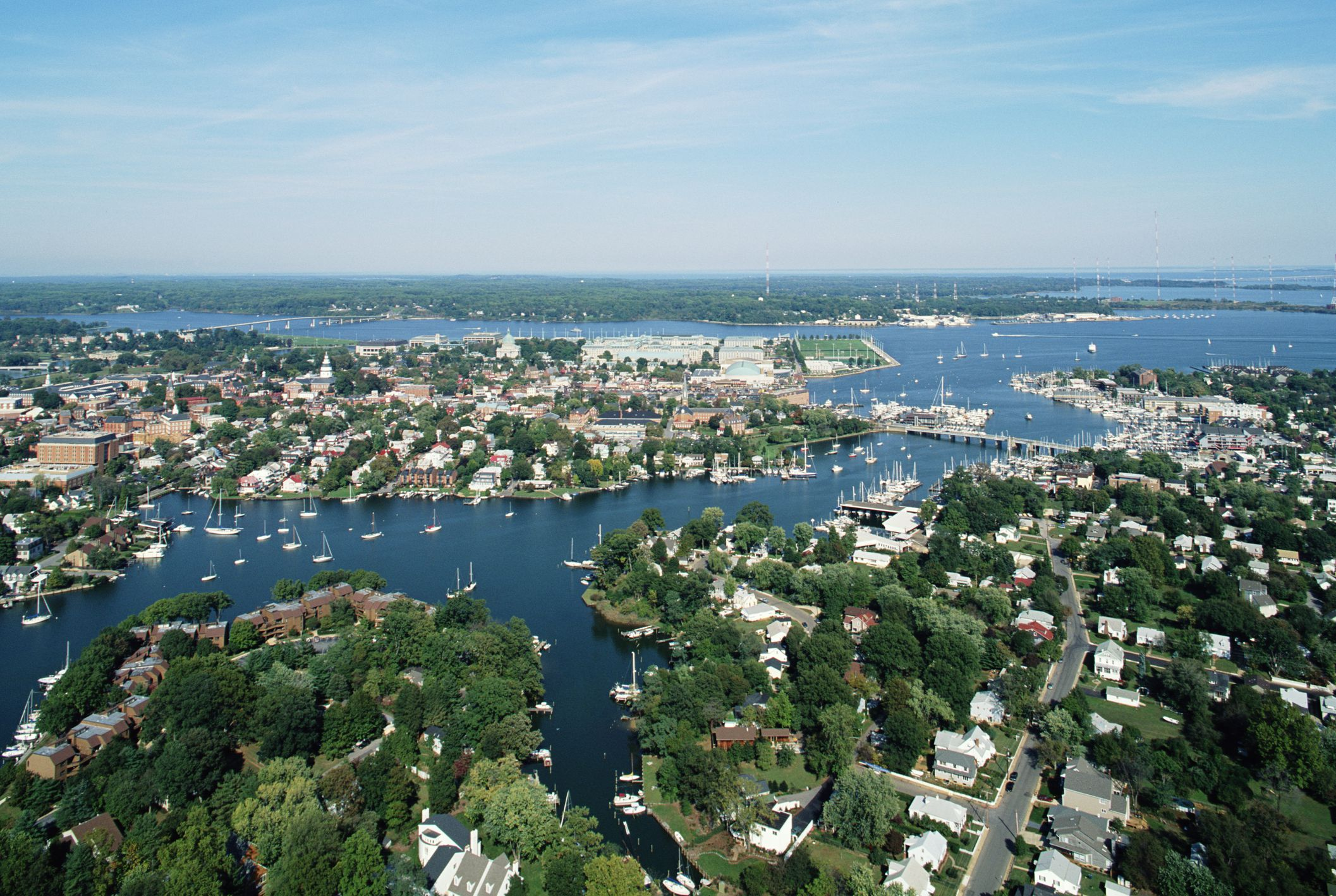 Annapolis Maryland Visitors Guide