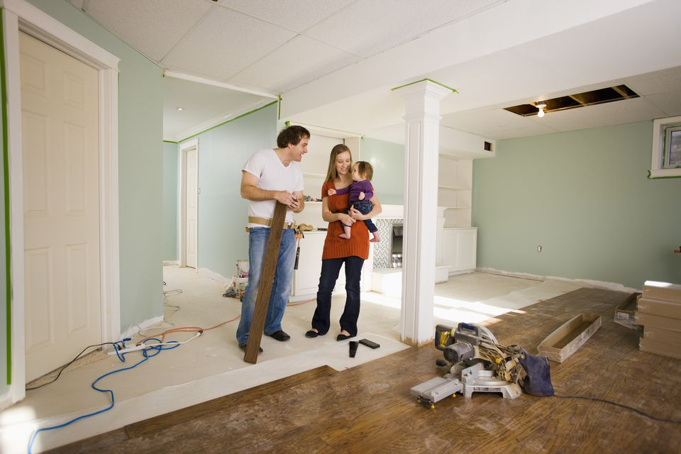 Installing Basement Flooring