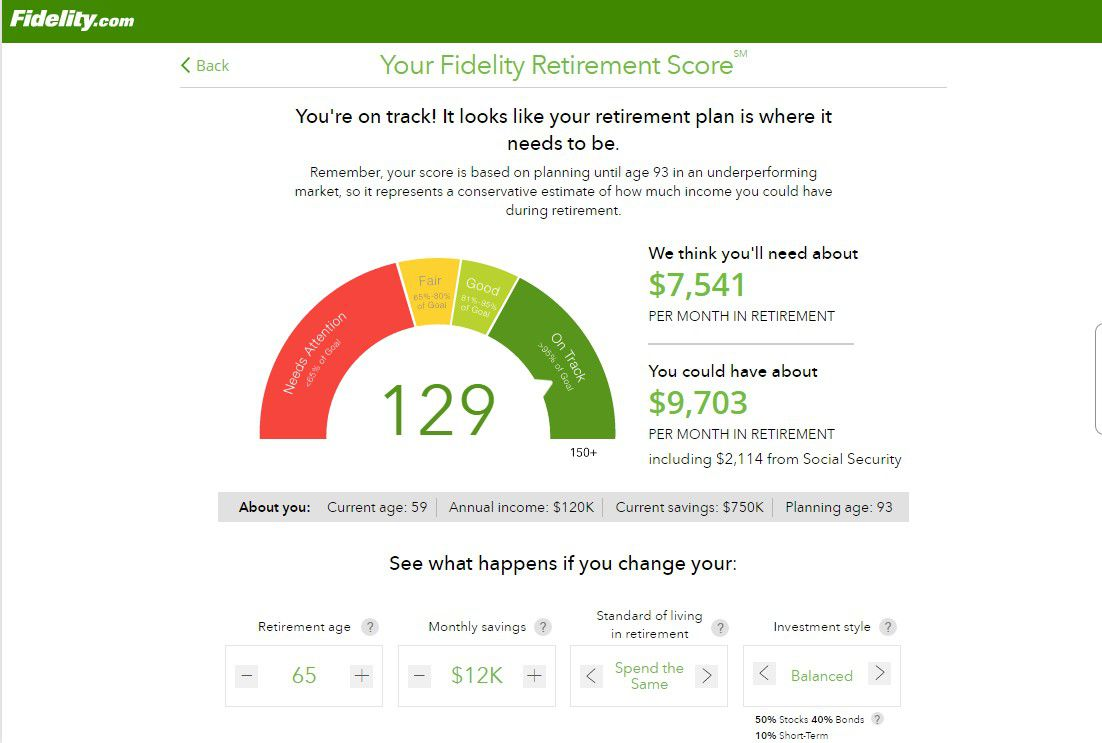 Fidelity 401k Take Home Pay Calculator \u2013 Avie Home