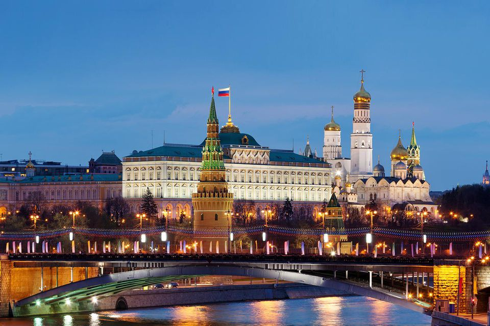 Image result for photo of the kremlin