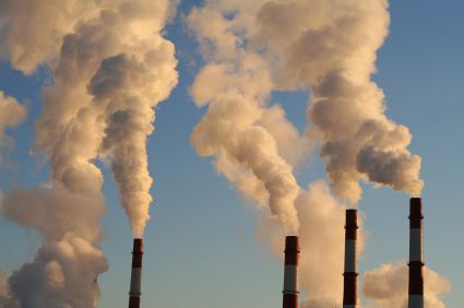 Air Pollution and COPD
