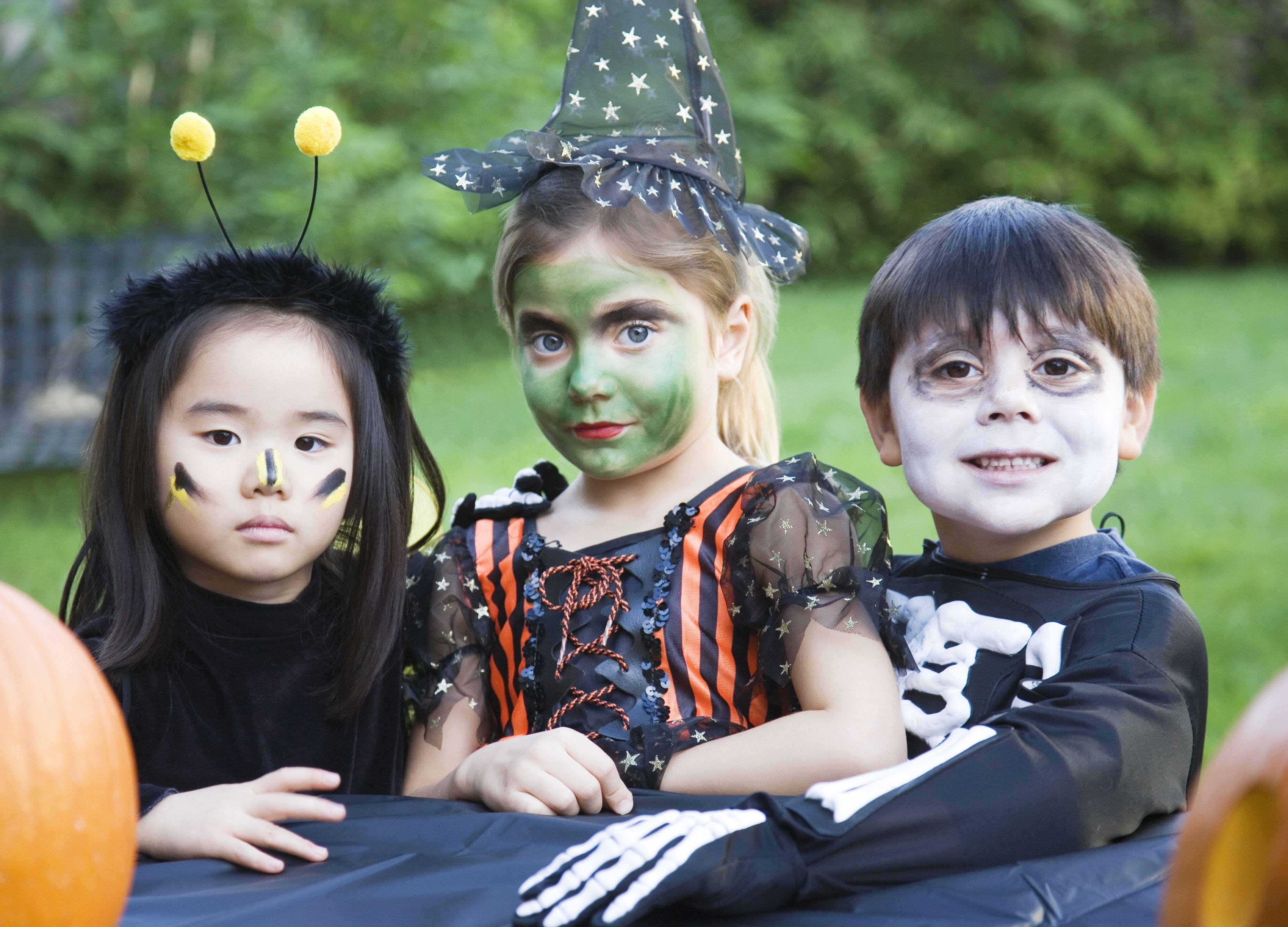 17 fun halloween party games for kids - Fun Halloween Kids Games