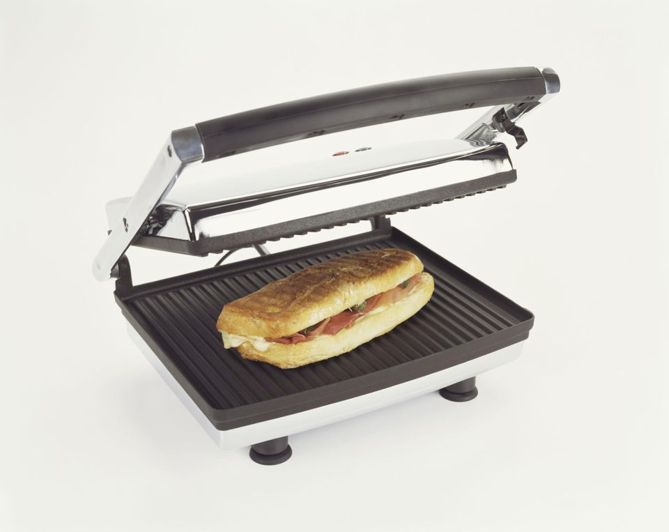 Beyond Grilled Cheese Sandwich Maker Recipes