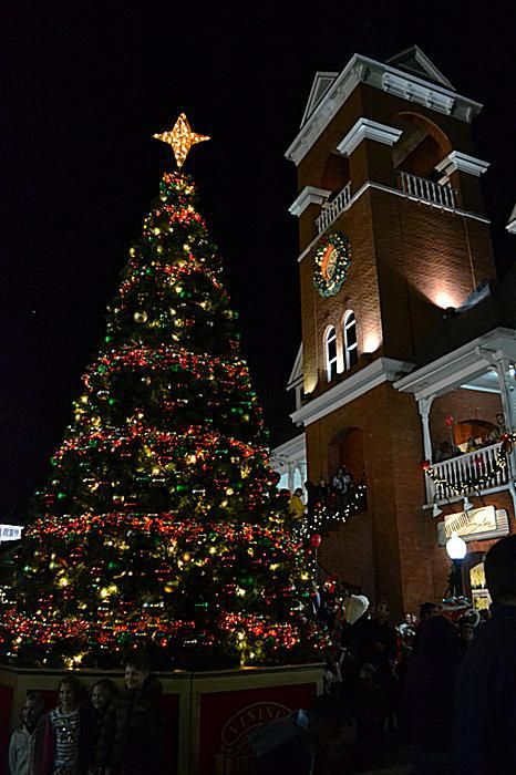 Atlanta Christmas Light Displays