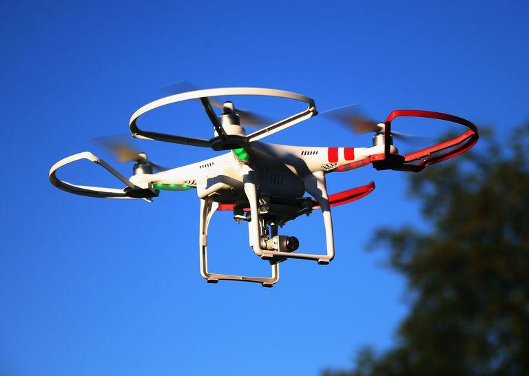 Quadcopter, drone, UAS