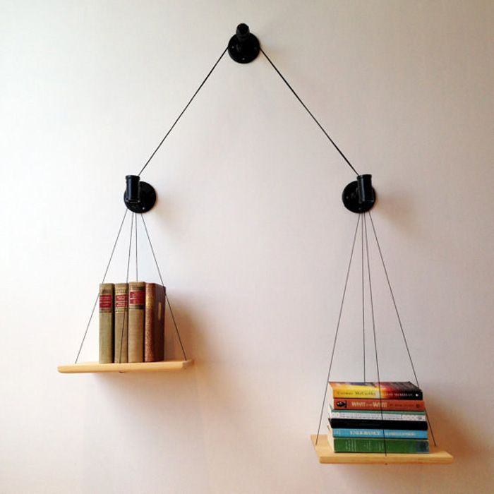 8 Creative Ideas for Storing Your Books