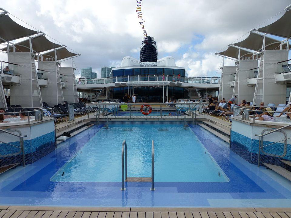 Celebrity Reflection Cruise Ship Profile - Shipdetective