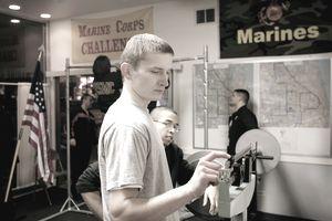 U.S. Marine Corps Miss Recruiting Goal In January