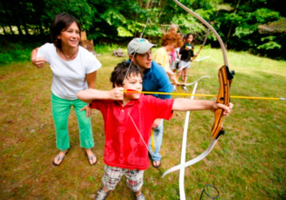 Ohana Family Camp in Vermont