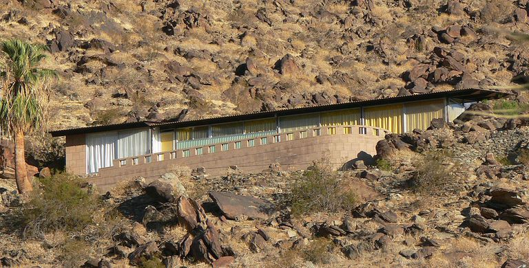Frey House II, 686 West Palisades Drive, Palm Springs, California