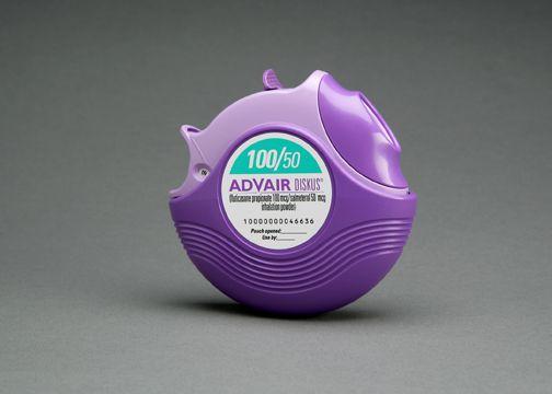 steroid inhaler weight gain