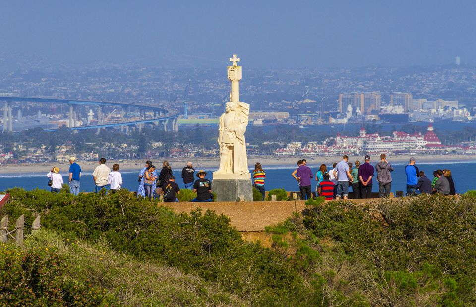 San Diego Cabrillo National Monument