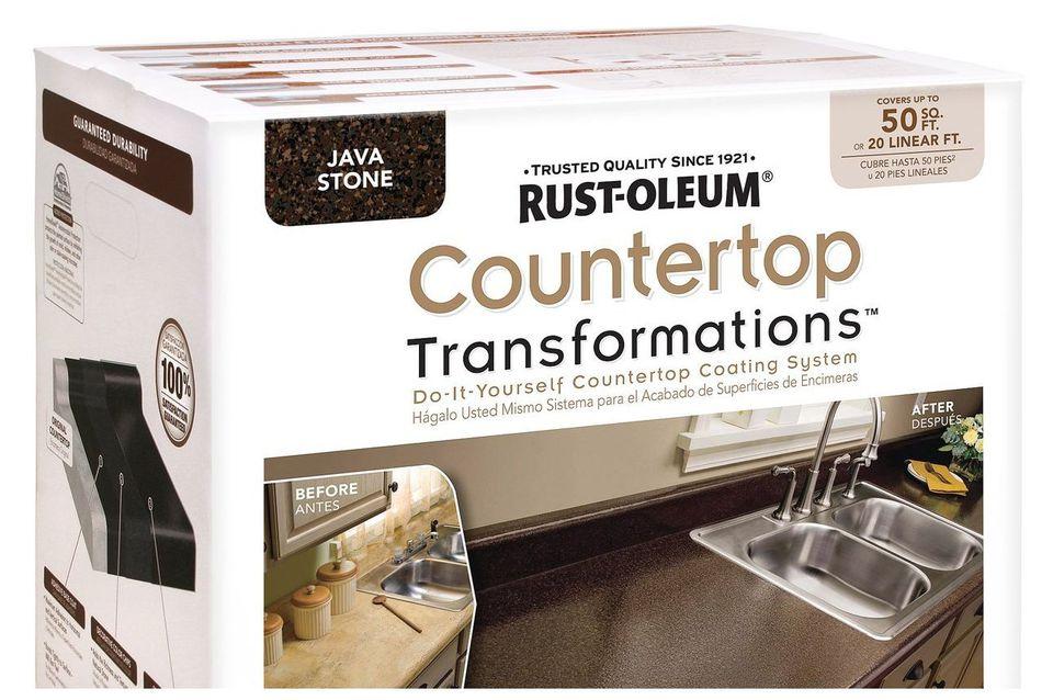 Countertop Transformations