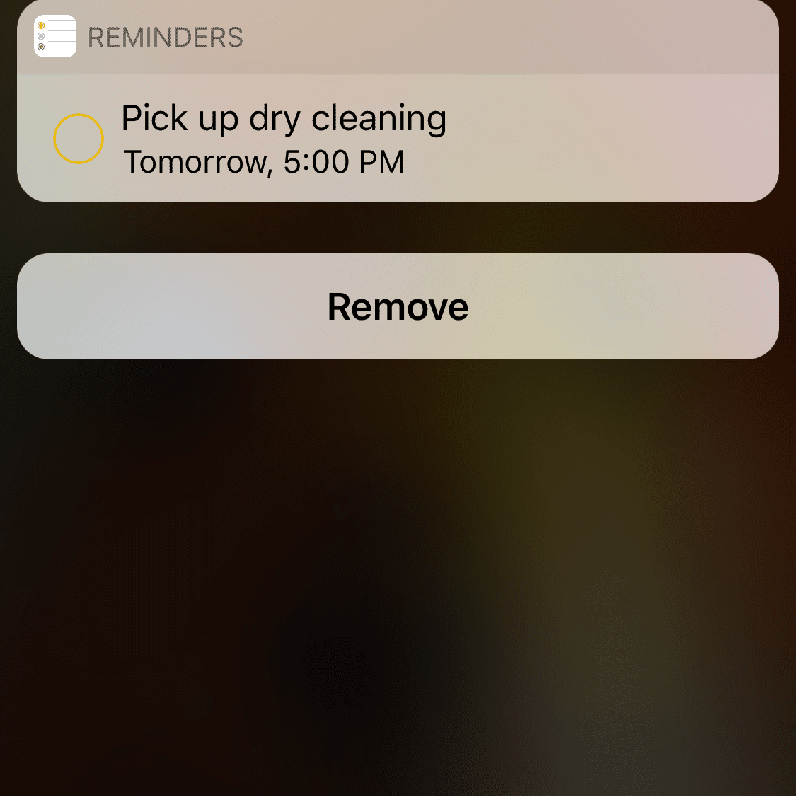 Create Reminders and list items using Siri on your iPhone