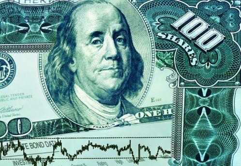 Money and Stocks Sandra Baker Getty Images