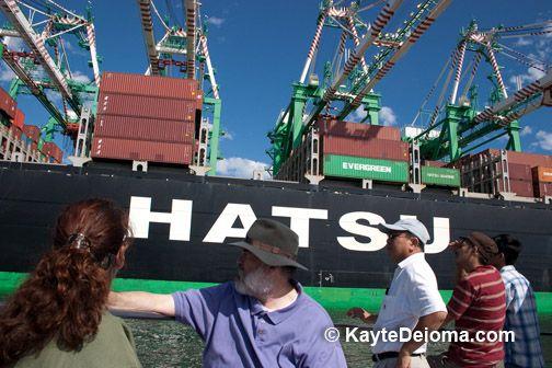Los Angeles Harbor Tour