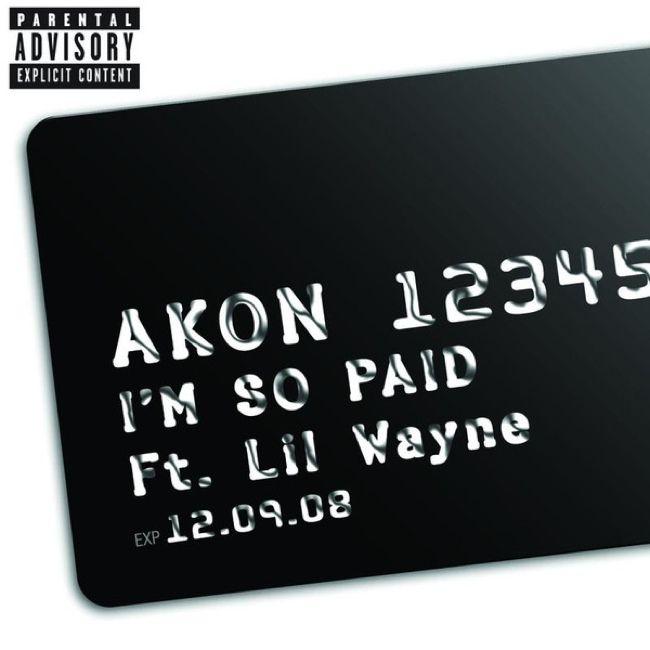 Akon I'm So Paid