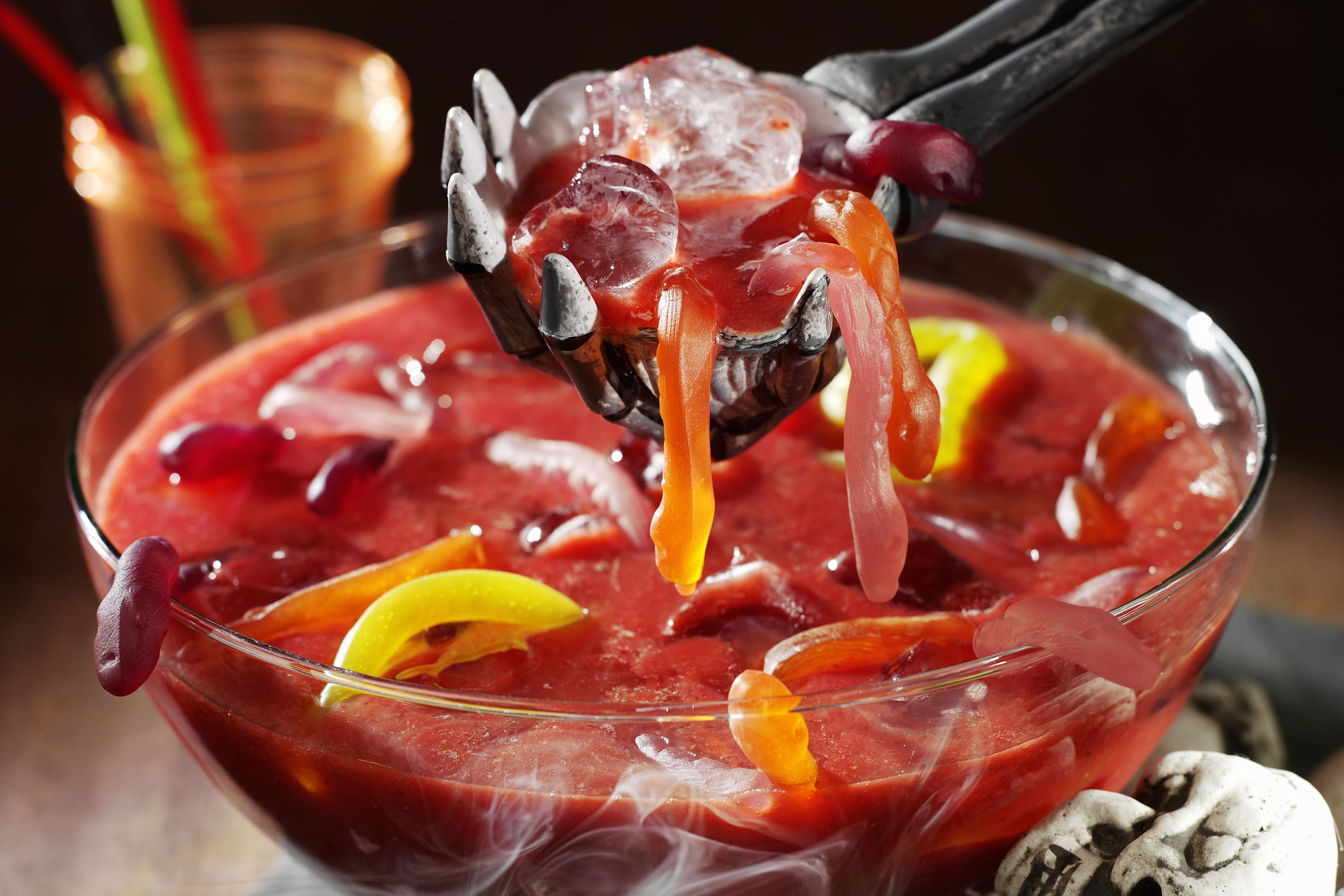7 great halloween party punch recipes - Punch For Halloween