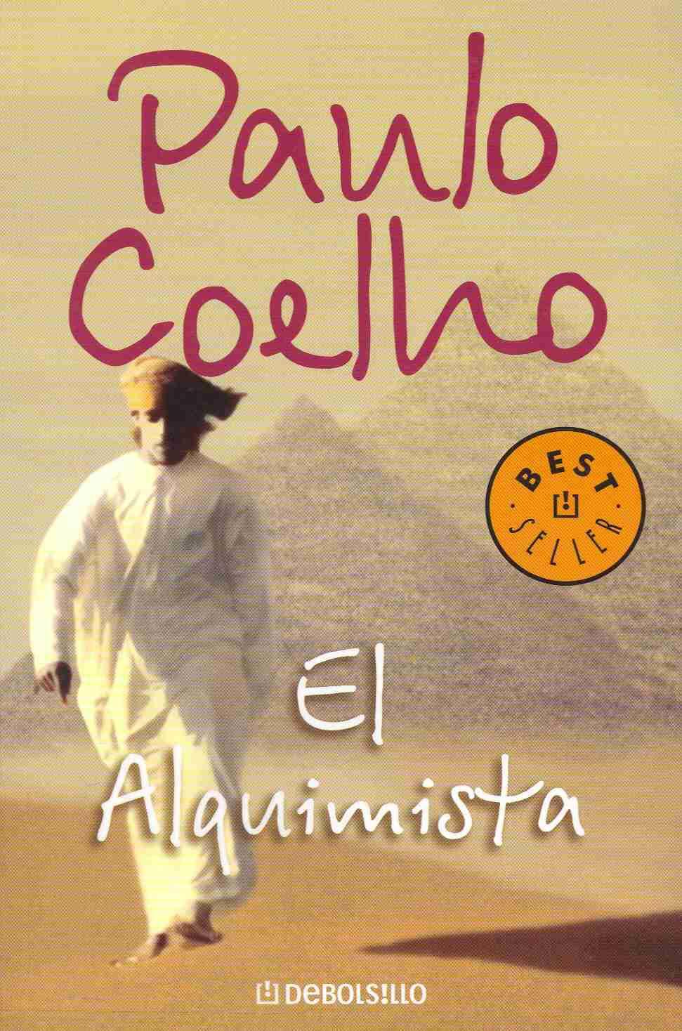 El Alquimista de Paulo Coelho Resumen entarios Libro de autoayuda