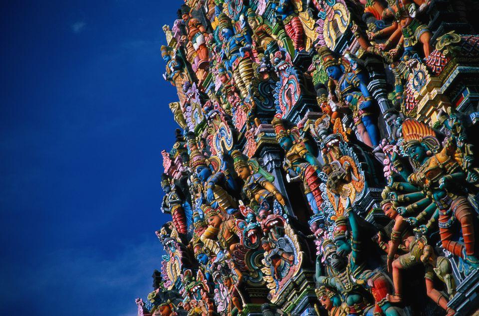 Sri Meenakshi Temple, Madurai, India
