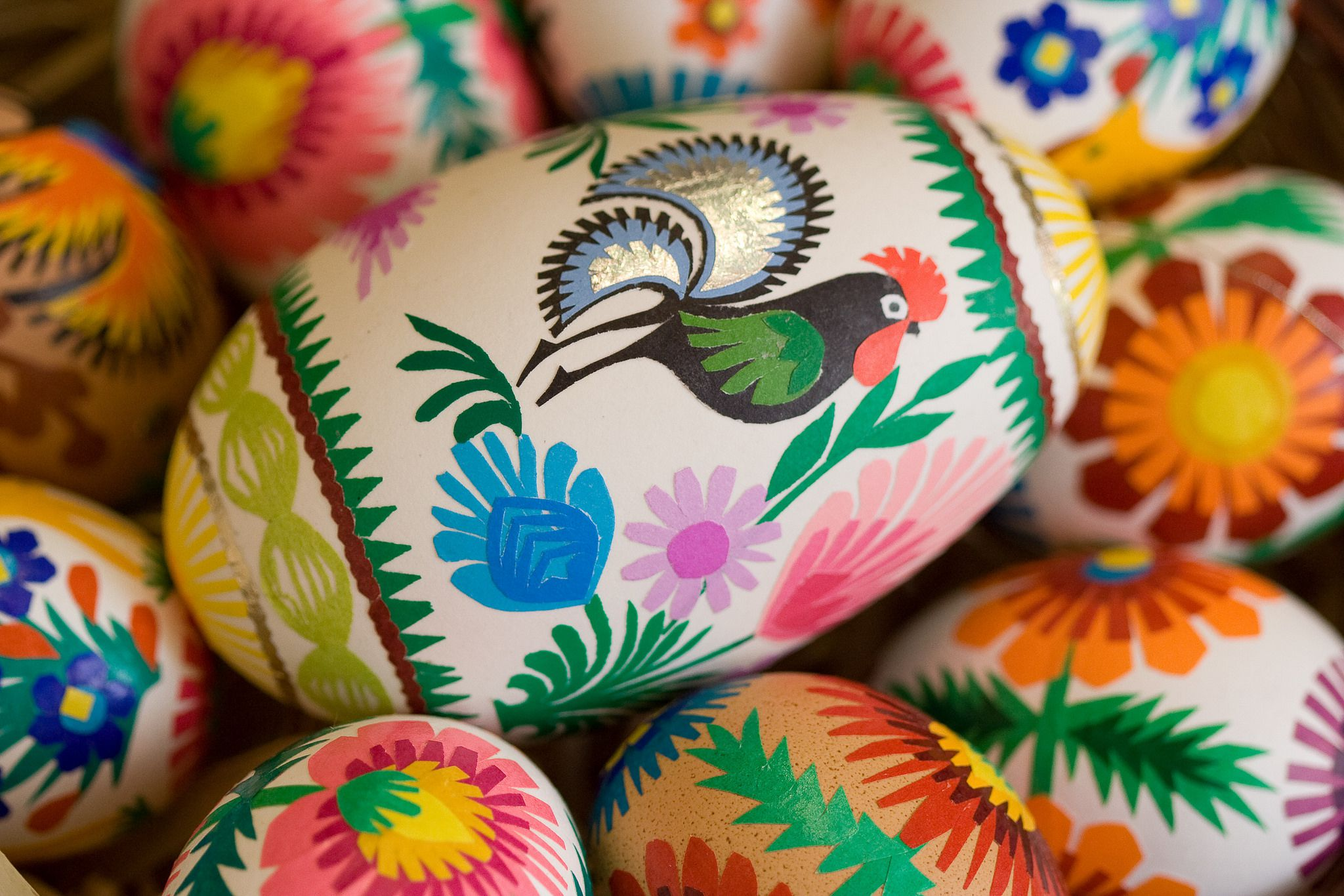 How To Make Pisanki Easter Eggs