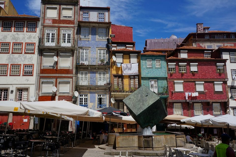 Porto is a fantastic place to visit and not too hard to get to from Madrid